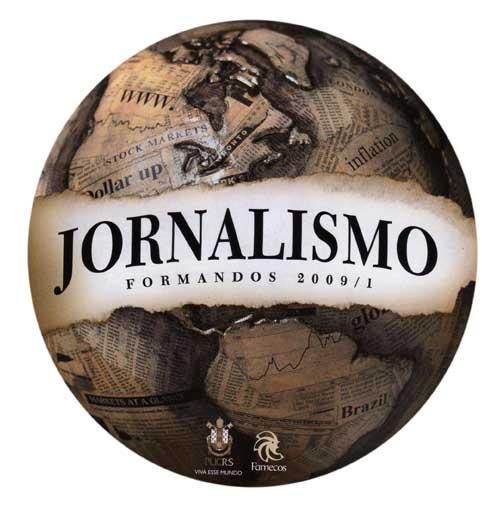 convite formaturajornalismo
