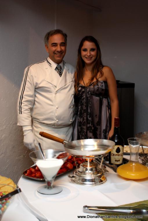 Greta e Roberto Alves